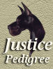 Please click here to see Justice's Pedigree page